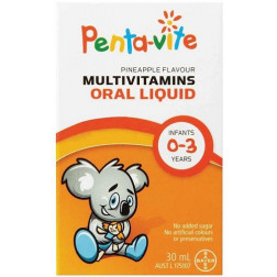 Pentavite Infant 30Ml