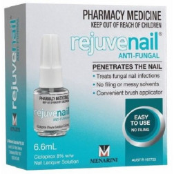 RejuveNail Anti-Fungal Nail Lacquer Solution 6.6mL