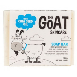 The Goat Soap Chia Seed Oil 100g