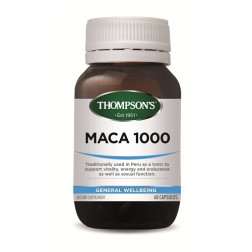 Thompson's Maca 1000 60 Capsules