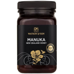 Watson & Son Manuka New Zealand Honey MGO 300+ 500G
