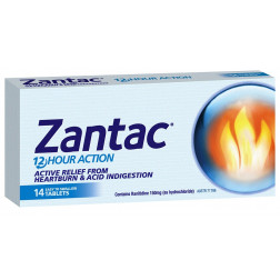 Zantac Relief 150Mg 14