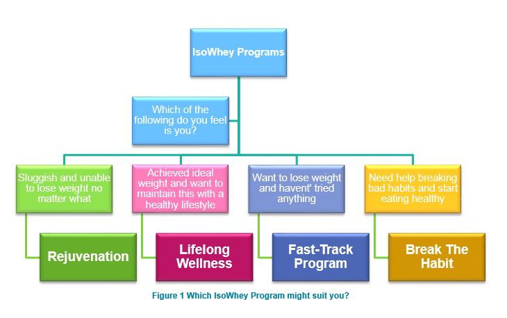 Isowhey: Which Program Is Suitable for you?