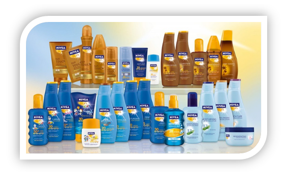 Nivea Sun Complete Range at the lowest prices