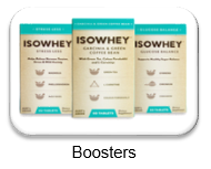 Isowhey Boosters