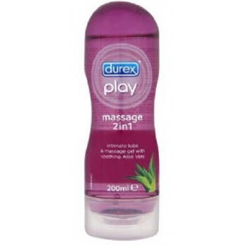 Durex Play 2 in 1 Soothing Massage Lubricant 200Ml