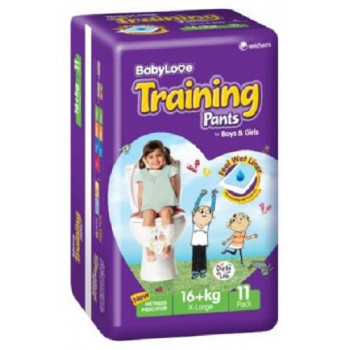 BabyLove Training Pants X-Large 11 Pack