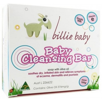 Billie Goat Baby Soap 2X50g