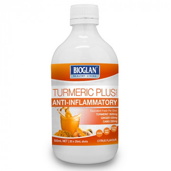 Bioglan Turmeric Plus Liquid 500ml