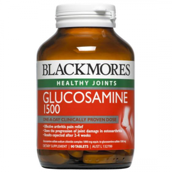 Blackmores Glucosamine Sulfate 1500 x90 Tablets