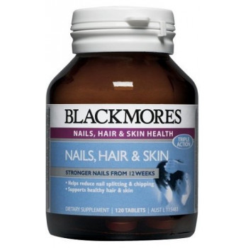 Blackmores Nails, Hair & Skin 120 Tabs