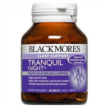 Blackmores Tranquil Night 60 Tabs