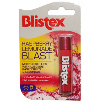 Blistex Raspberry/Lemonade Blast SPF15 4.25g
