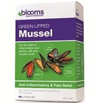Blooms Green Lipped Mussel 60Caps