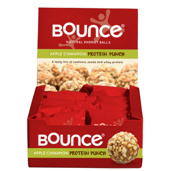 Bounce Apple Cinnamon Energy Balls 42gx12