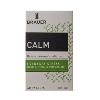 Brauer Calm Tablets 60