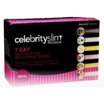 Celebrity Slim 7 Day Assorted Pack