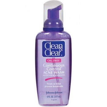Clean&Clear Acne Wash177M