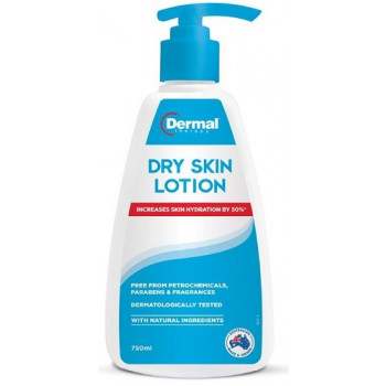 Dermal Therapy Dry Skin Lotion 750mL