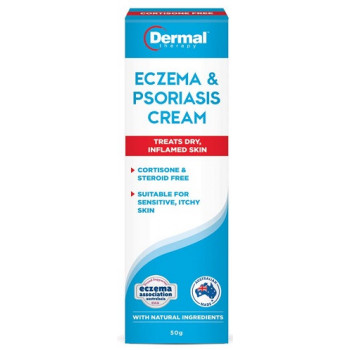 Dermal Therapy Eczema and Psoriasis Cream 50g