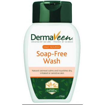 Dermaveen Soap Free wash 250ML