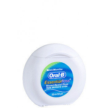 Oral B Floss Wax/Mint 50M
