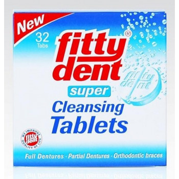 Fittydent Dent Clean Tb32