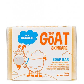 The Goat Soap with Oatmeal