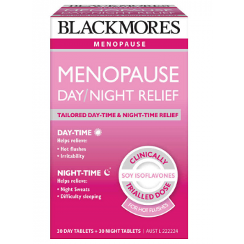 Blackmores Menopause Day / Night Relief 60 Tablets