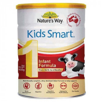 Nature's Way Kids Smart Step 1 Infant Formula 900g