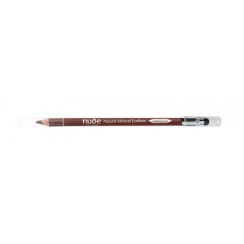 Nude by Nature Organic Mineral Eyeliner Black