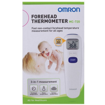 Omron Forehead Thermometer MC-720
