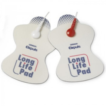 Omron Tens Replacement Electrode Long Life Pads 1pair