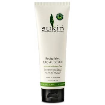 Sukin Revitalising Facial Scrub 125mL