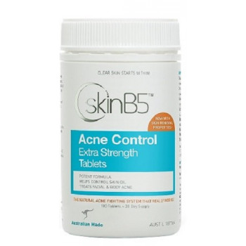 Acne Control Extra Strength Tablets x 180 Tabs