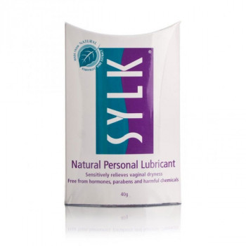 Sylk Natural Personal Lubricant 40M
