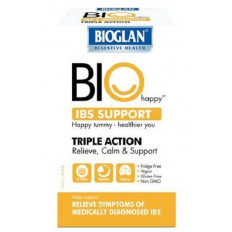 Bioglan Bio Happy IBS Support 50 Tablets