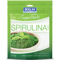 Bioglan SuperFoods Spirulina Powder 100g