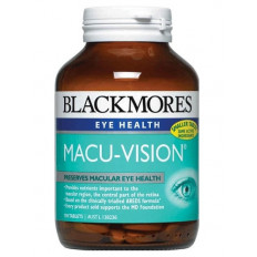 Blackmores Antioxidant Macuvision X 150 Tabs