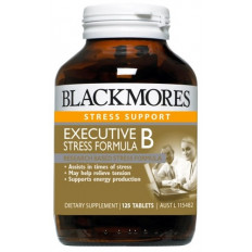 Blackmores Executive B Stress Formula Tabx175