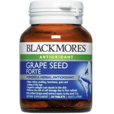 Blackmores Grape Seed Forte 30 Tabs
