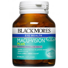 Blackmores Macu-Vision Plus X 60 Tablets