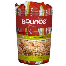 Bounce Apple Cinnamon Energy Balls 42gx40