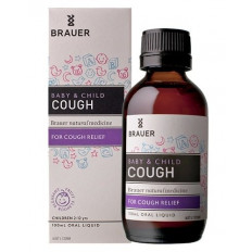 Brauer Children's Cough Relief 100M