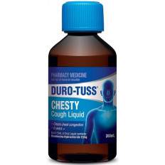 Duro-Tuss Chesty Cough Liquid Regular 200mL