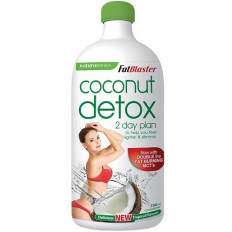 FatBlaster Coconut Detox 2 Day Plan 750mL
