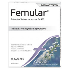 Femular by Flordis 30 Tablets