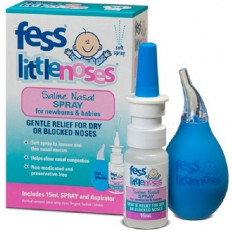 Fess Little Noses Nose spray with Aspirator