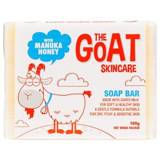 The Goat Soap with Manuka Honey 100g