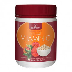 LifeStream Natural Vitamin C 220 Caps